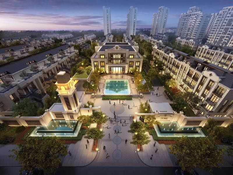 中铁建香榭国际
